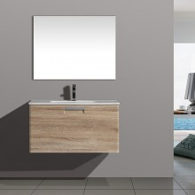 900mm Bathrooms Direct Supplier Cabinet With Bathroom Accessories