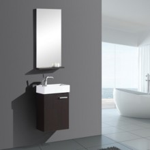400mm Small Space Saving Bathroom Cabinet Furniture