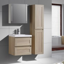 European Design Muebles de China Led Bathroom Cabinet